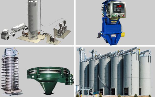 Equipos integrales para menejo de materiales sólidos a grane en monterrey